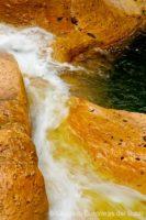 Espejillos waterfalls