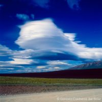 Surreal cloud