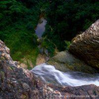 Parque Amboró waterfall