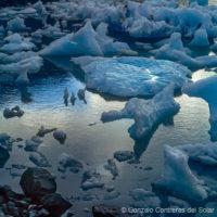 Grey Glacier icebergs