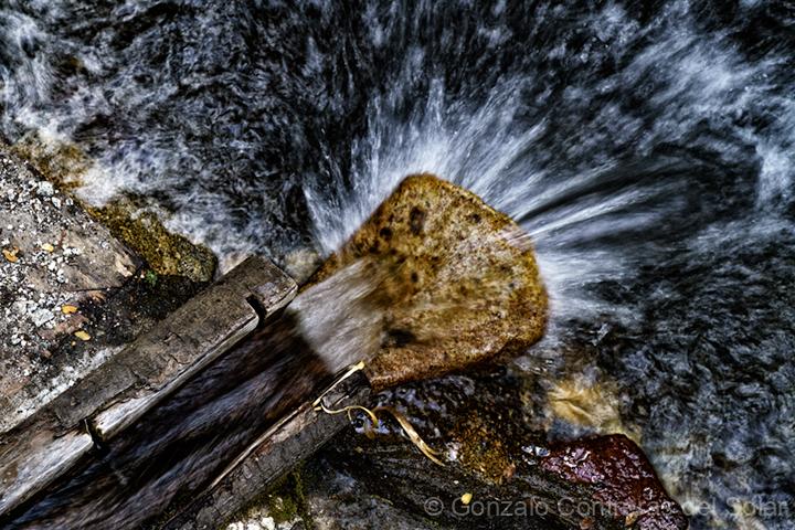 Water vanishing act